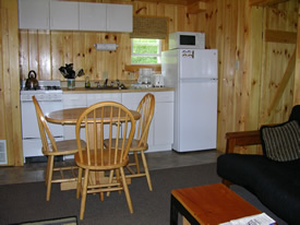 Cottage 12 interior