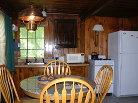 Cottage 14 Interior