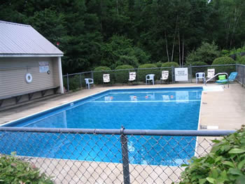 Pool at Weirs Crossing