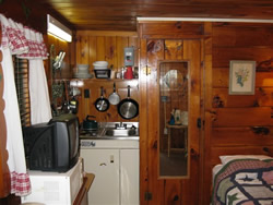 Cottage 1 Interior