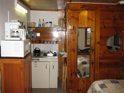 Cottage 2 interior