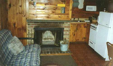 Cottage 7 Interior